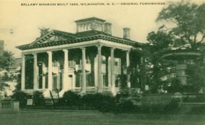 Bellamy Mansion Historical