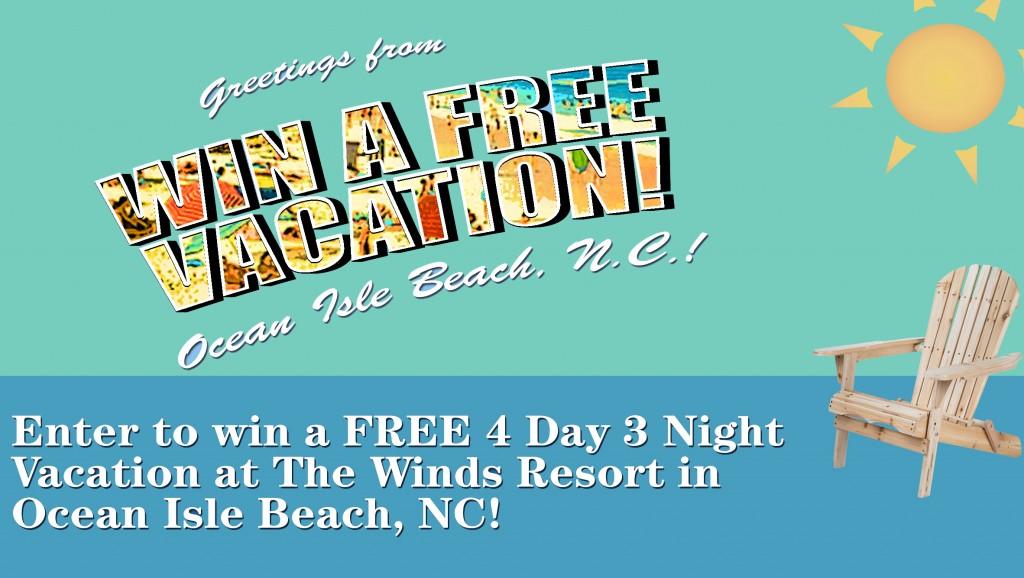 Free Vacation Horizontal Summer 2016