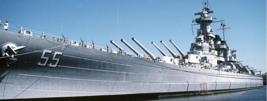 Wilmington Battleship NC