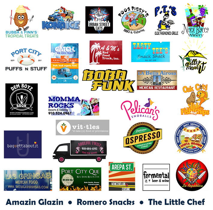 Food Truck Rodeo Wilmington Nc Coastalnc Wilmington Com