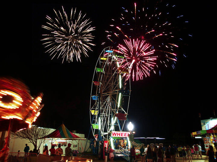 Summer Concerts and Fireworks at the Carolina Beach Boardwalk