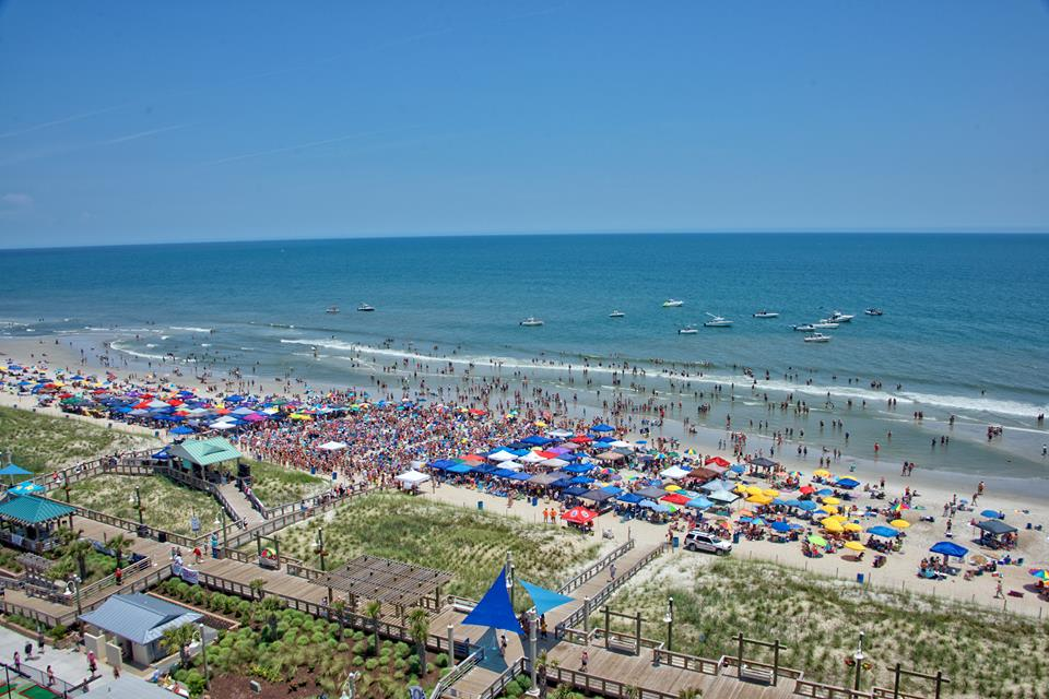 Carolina Beach Music Festival Coastal Nc Beaches Hotels