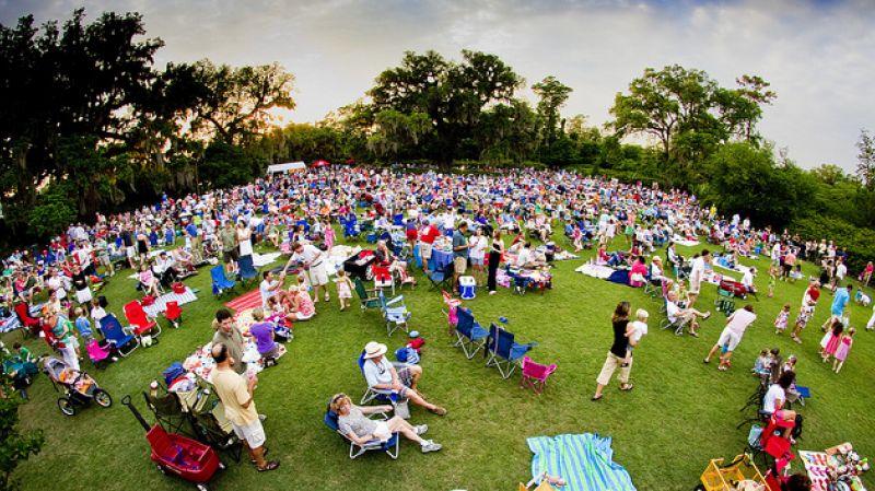 Airlie Garden Concerts Series - Wilmington NC - coastalnc-wilmington.com