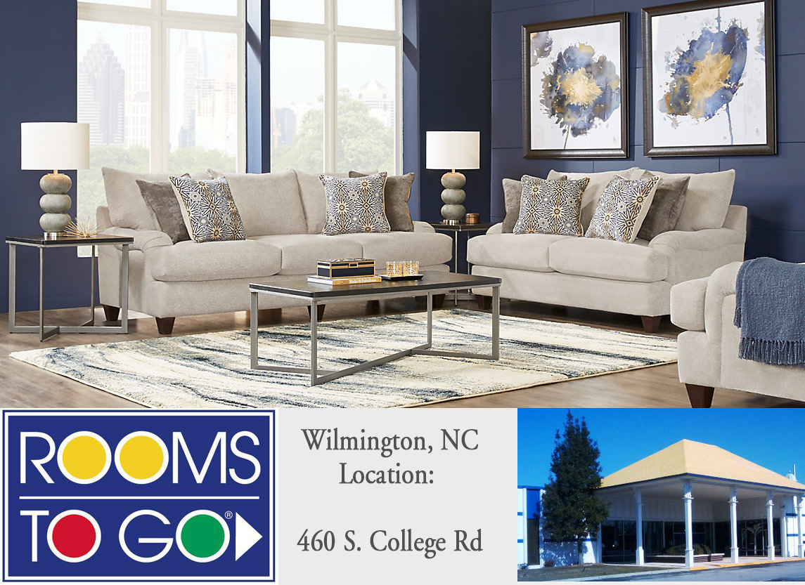 Charmant Our Rooms To Go Wilmington NC Showroom Contains Hundreds Of Home Furniture  Options. Find Affordable Prices On Bedroom, Dining Room, And Living ...