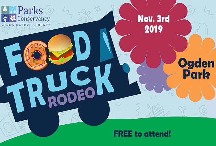 Food Truck Rodeo Nov 3rd Wilmington Nc Coastalnc